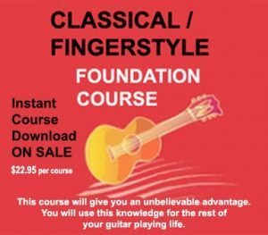 Classical-Fingerstyle Course by Guitar Principes